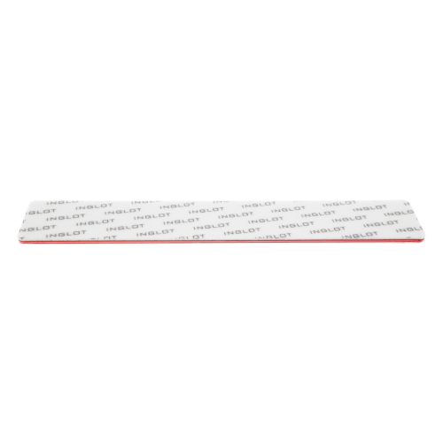 Nail File 80/100 (Red)