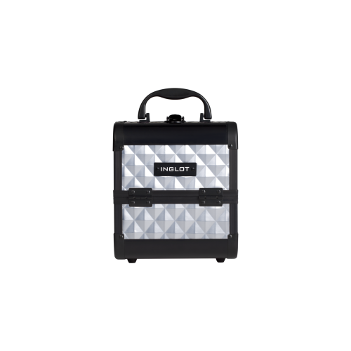 Makeup Case Diamond Mini Matte Grey (MB152M14)