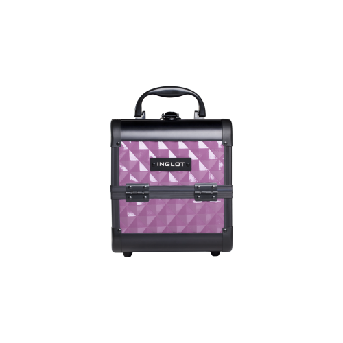 Makeup Case Diamond Mini Pink (MB152M9)