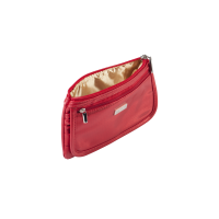 Cosmetic Bag Red & Gold