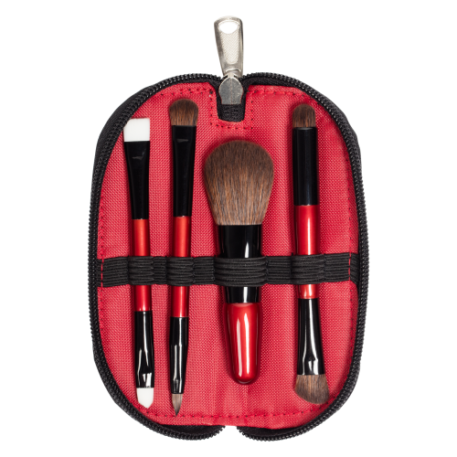 Travel Brush Set (4 Pcs)