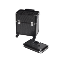 Makeup Case Stone Black (KC-TR002-STB)