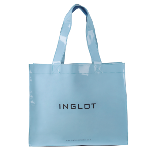 Patented Shopping Bag Blue