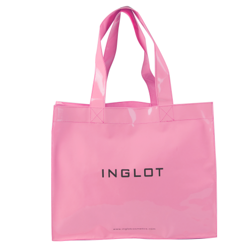Patented Shopping Bag Pink